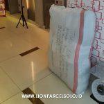 Lion parcel solo terbaik