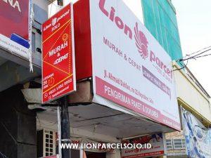 lion parcel pusat solo